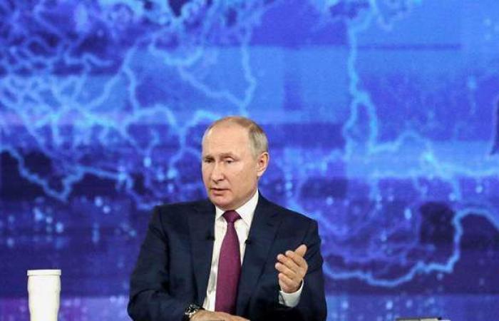هجمات إلكترونية تستهدف حوار بوتين المباشر مع مواطنيه.. وحالة ذهول للرئيس الروسي
