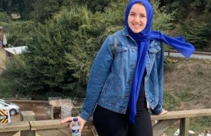 برة الملعب ..ياسمين هشام لاعبة الطائرة: كريم عبد العزيز نجمى المفضل و هوايتى القراءة