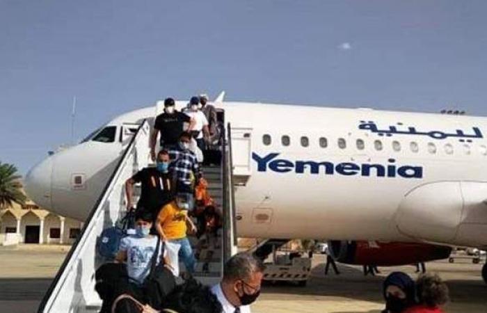 اليمن يجلي مواطنيه العالقين في الهند إلى عدن