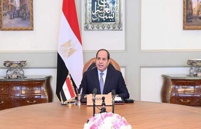 السيسي: مصر أول دولة عربية وإفريقية وشرق أوسطية اعترفت بالصين الشعبية
