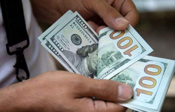 سعر الدولار فى البنوك المصرية بنهاية تعاملات اليوم الأحد 18-7-2021