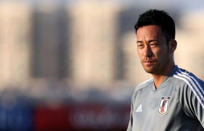قائد منتخب اليابان يطالب بحضور الجماهير منافسات الدورة الأولمبية