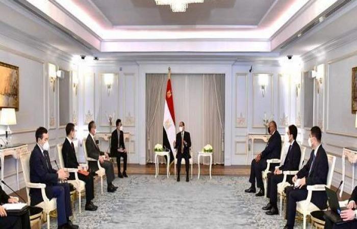 تزامنا مع مباحثات السيسي ووانج يي.. 18 معلومة ترصد تطور الشراكة الاستراتيجية المصرية الصينية