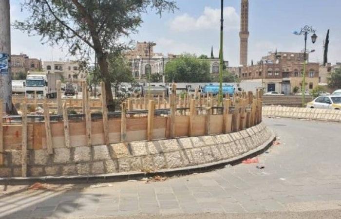 في تدمير ممنهج للمدن التاريخية.. الانقلاب يسطو على حدائق صنعاء القديمة
