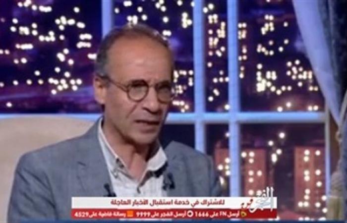 هيثم الحاج يكشف سبب إصرار وزيرة الثقافة على إقامة معرض الكتاب