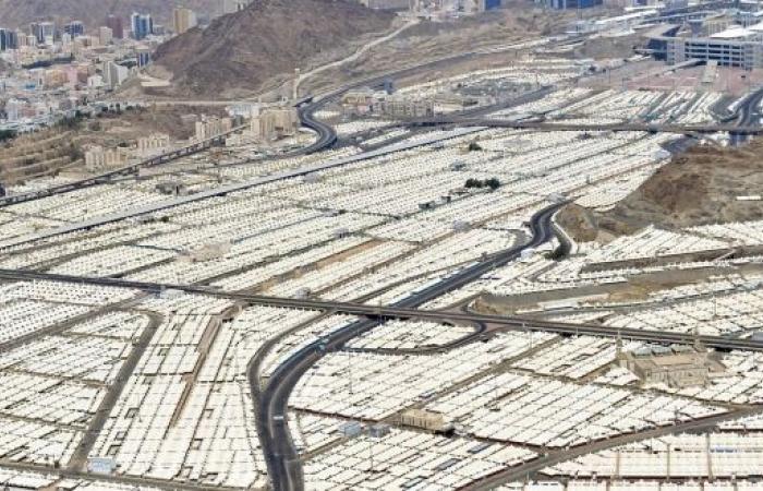 الحج والعمرة: مرحلة الإفاضة تمت بنظام الردّين وتجهيز 71 مخيمًا للحجاج