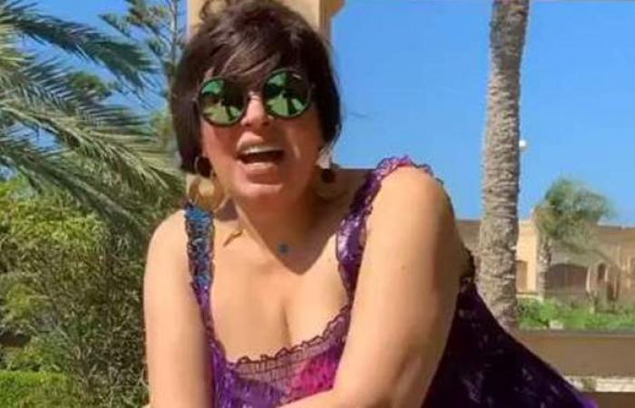 """فيفي عبده بعد شفائها: """"جيت الدنيا علشان أدلع""""   فيديو"""