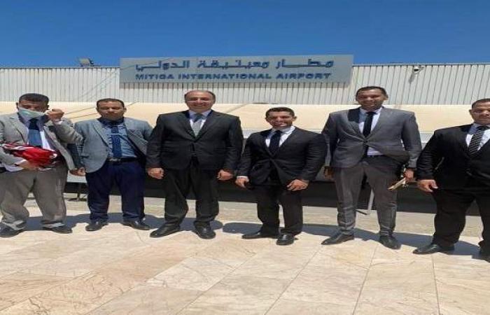 تفاصيل إعادة 140 مصرياً عالقاً في طرابلس