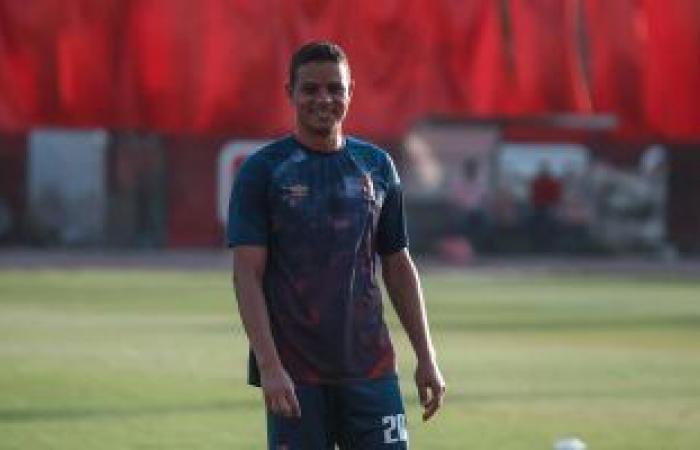 سعد سمير: أفشة ماركة مسجلة فى النهائيات.. والعاشرة البطولة رقم 24 لي مع الأهلي