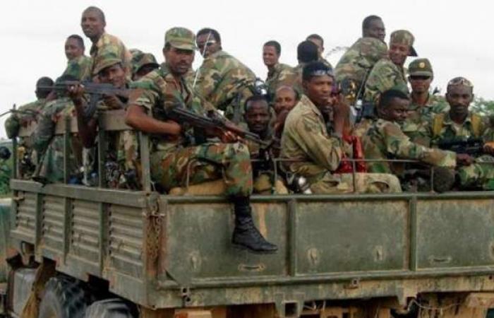 قوات تيجراي تأسر قائدا عسكريا بالجيش الإثيوبي