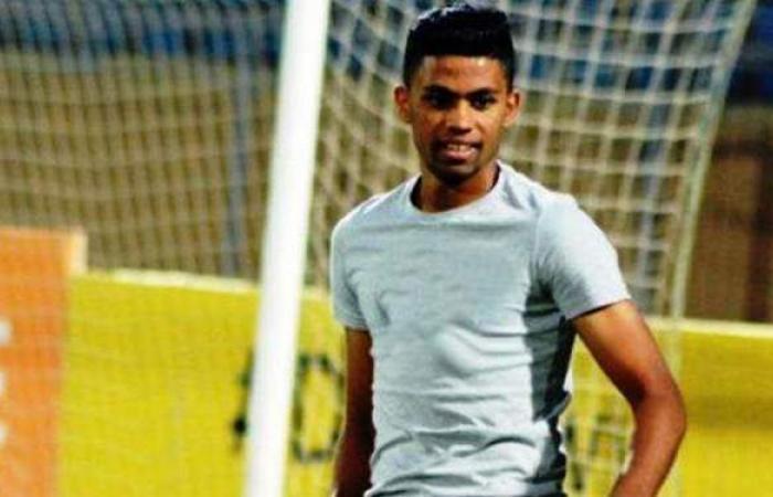 كريم بامبو يحرز هدف التعادل للبنك في مرمى الأهلي