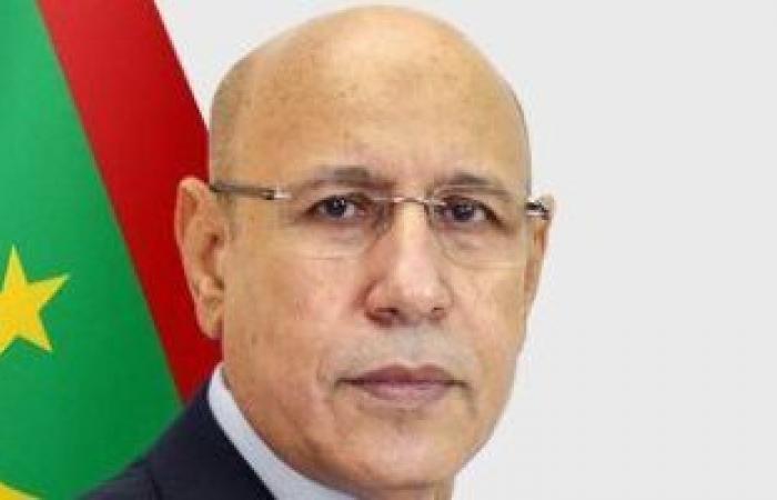 الرئيس الموريتانى يبحث مع الرئيس الانتقالى فى تشاد العلاقات الثنائية