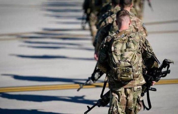 انتهاء مهمة القوات الأمريكية في العراق