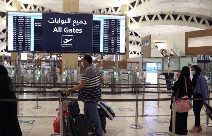 غرامة عدم إفصاح القادمين للمملكة عن زيارة الدول الموبوءة تصل لـ 500 ألف ريال