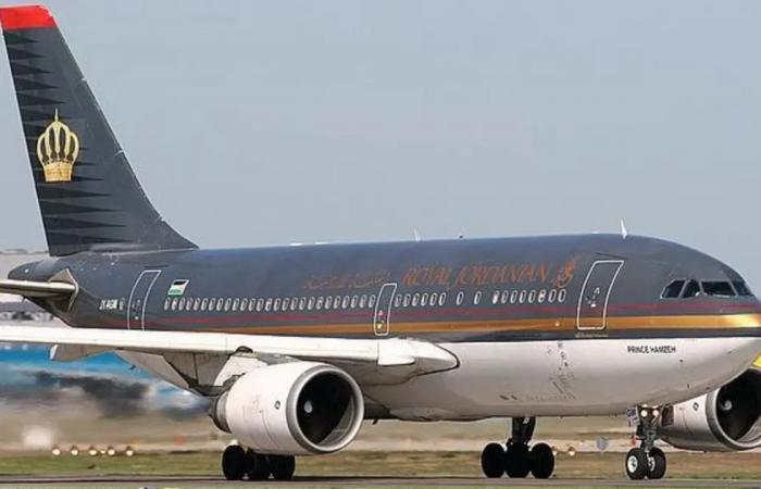 هبوط اضطراري آمن لطائرة أردنية متجهة من القاهرة إلى عمان