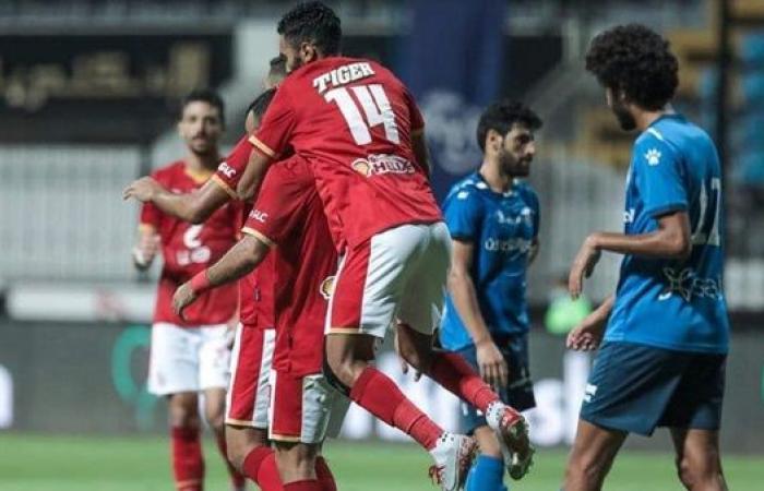 تشكيل الأهلي المتوقع لمواجهة وادي دجلة في الدوري المصري