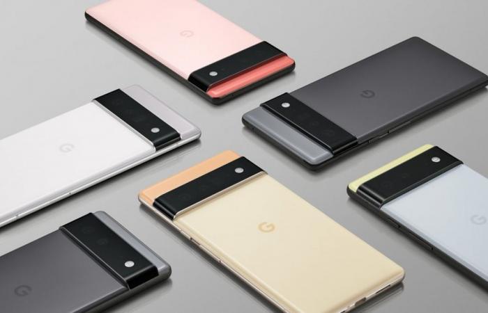 جوجل تستعد لإطلاق سلسلة Pixel 6 في حدث يعقد في أكتوبر