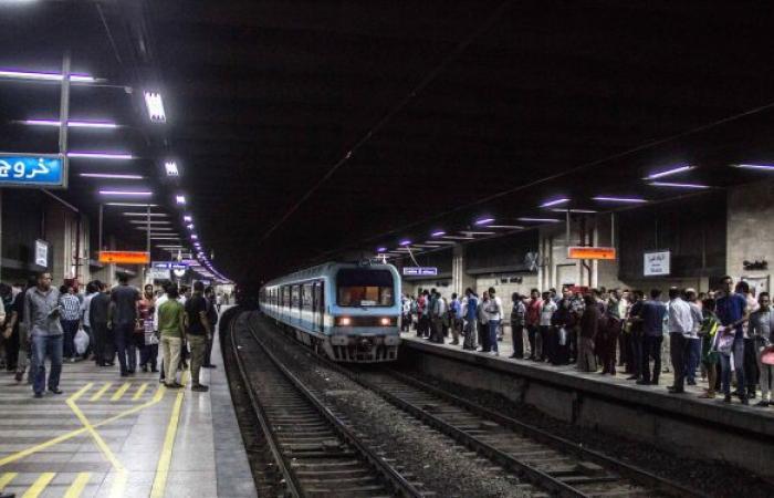 لأول مرة... وظائف نسائية لقيادة قطارات مترو الأنفاق في مصر
