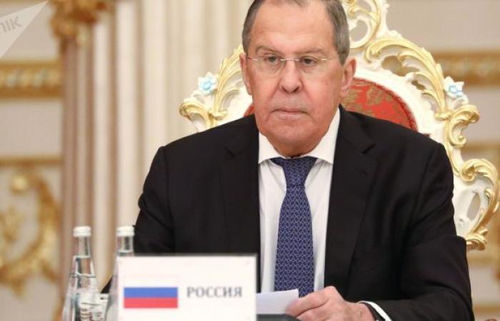 لافروف: مواقف الولايات المتحدة وروسيا بشأن الحد من التسلح لا تزال بعيدة لكن الحوار سيستمر