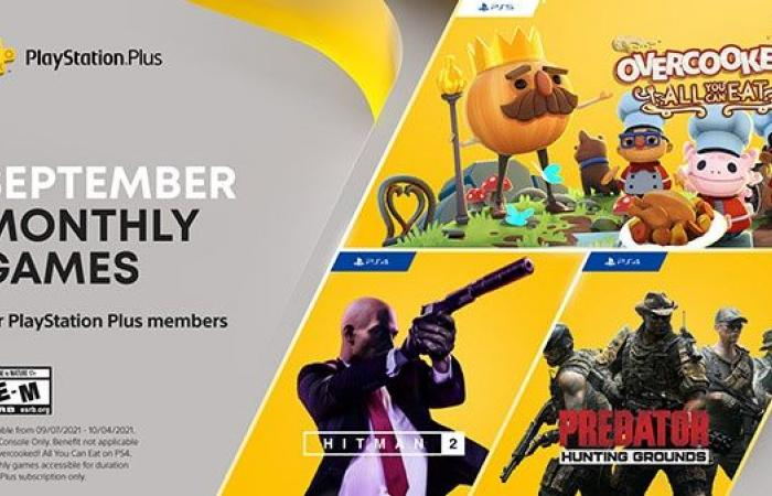الإعلان عن قائمة الألعاب المجانية القادمة لأصحاب PS Plus في سبتمبر 2021
