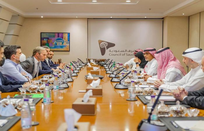اتحاد الغرف السعودية يطرح فرصًا استثمارية أمام وفد برتغالي
