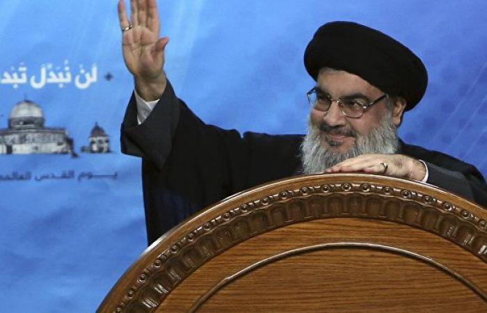"""إبراهيم رئيسي يبعث برسالة إلى نصر الله.. """"لا يمكن تجاهل وجود حزب الله"""""""