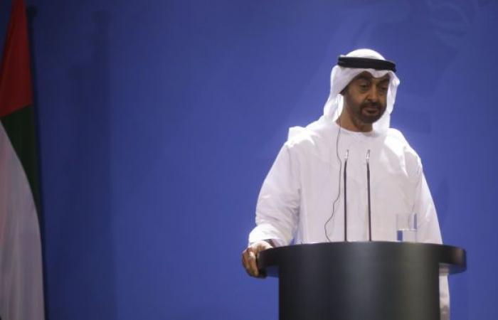 """محمد بن زايد يغرد عن """"إكسبو 2020"""""""