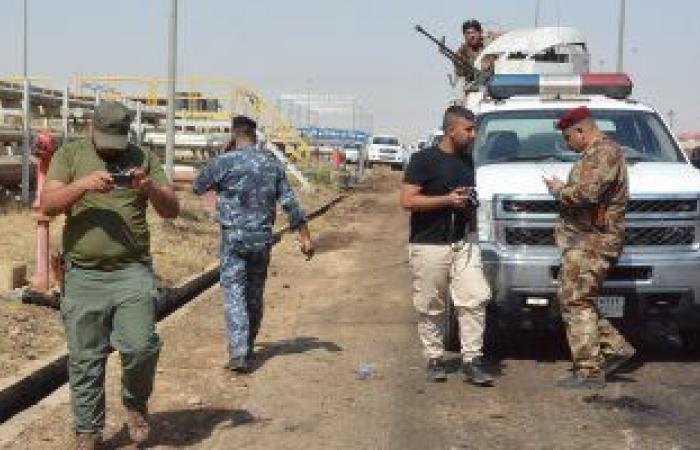 الإعلام الأمنى العراقى يعلن القبض على 3 إرهابيين فى بغداد