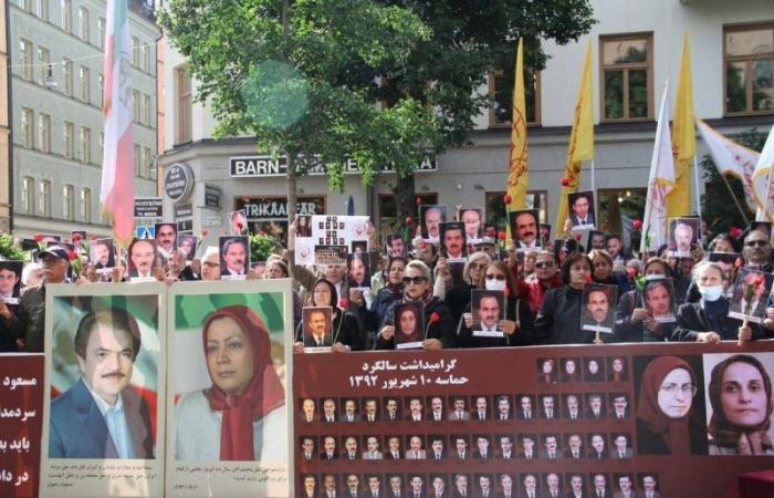 السويد تحاكم  قيادي إيراني متهم بمجزرة عام 1988