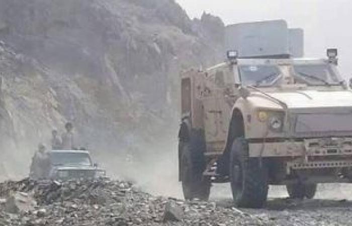 أ ش أ: الجيش اليمنى يكبد الحوثيين خسائر فى الأرواح والعتاد غرب محافظة مأرب
