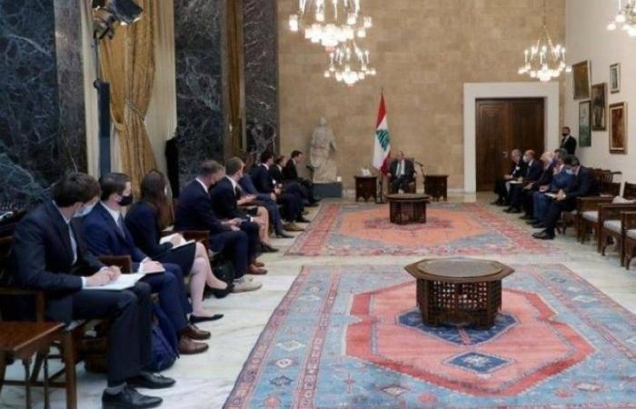 وفد الكونغرس مغادرا بيروت: «حزب الله» سرطان ينشر الدمار