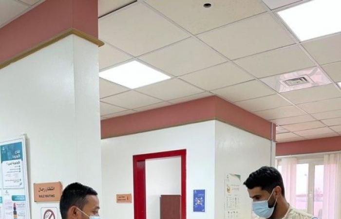 «صحة الطائف» تدشن مركز اللقاحات بمستشفى ظلم العام