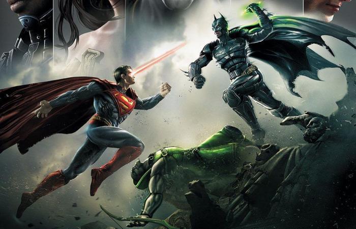 فيلم Injustice الجديد سيصل في شهر أكتوبر المقبل