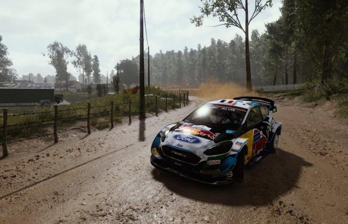 لعبة السباقات WRC 10 متاحة الآن