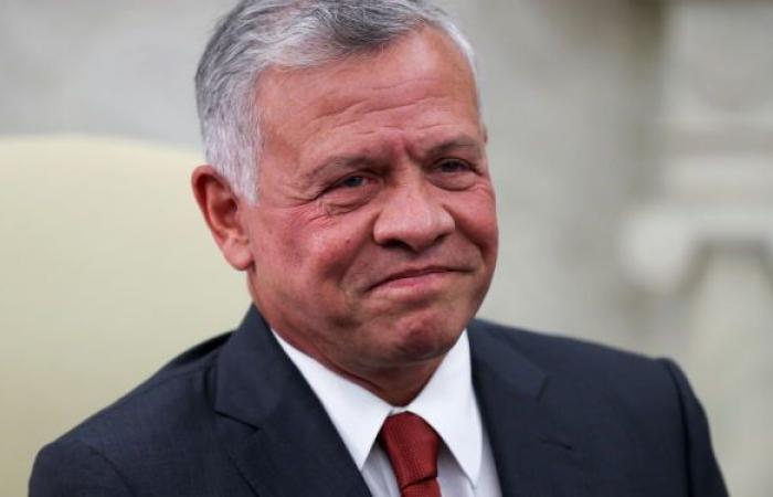 ملك الأردن: لا يمكن للمنطقة أن تنعم بالأمن دون حل شامل للقضية الفلسطينية