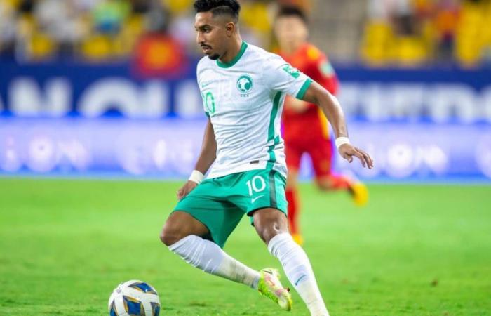 المنتخب السعودي يدرك التعادل مع فيتنام بركلة جزاء