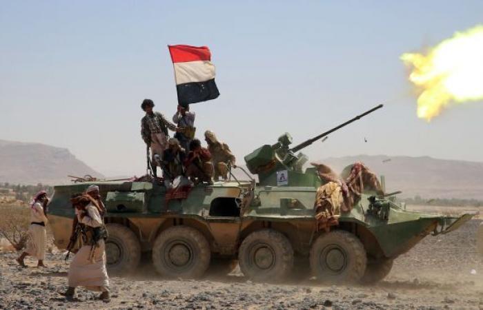 الجيش اليمني: مقتل 10 حوثيين في معارك شرق الجوف
