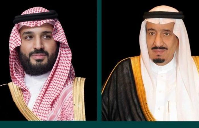 الملك سلمان وولي العهد يهنئان حاكمي سان مارينو