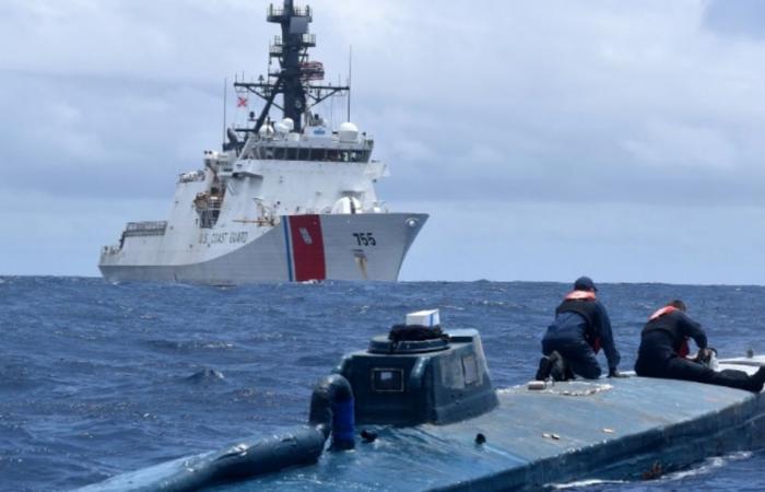 غواصة لتهريب الكوكايين.. كولومبيا تكشف حادث تهريب ضخم بملايين الدولارات