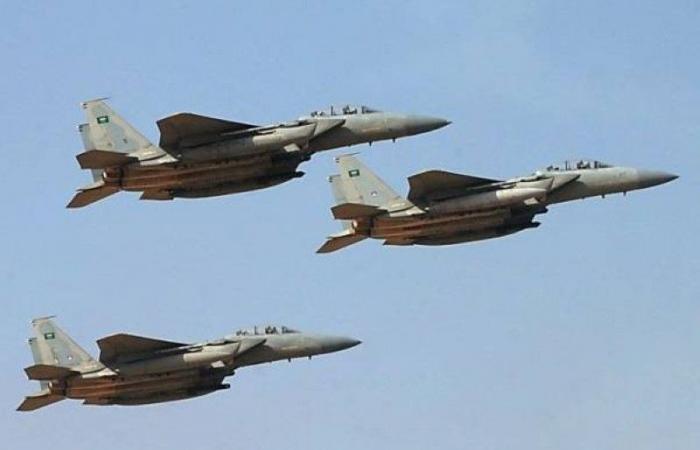 طيران التحالف يحوّل جبهات مأرب إلى مقابر جماعية للحوثيين