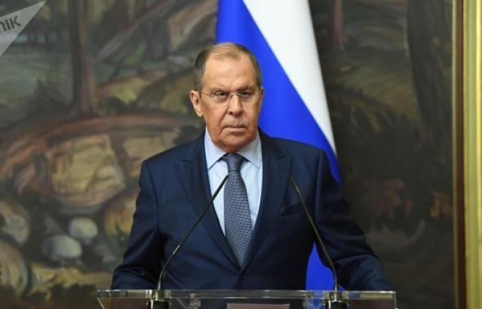 لافروف: روسيا تساعد في انعقاد حوار بين المجموعات العرقية في أفغانستان