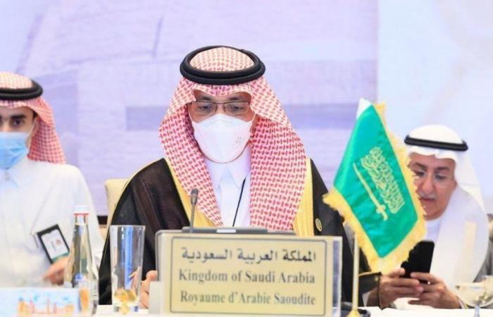 وزير المالية : السعودية تصدت بقوة لآثار جائحة كورونا على الدول والشعوب الإسلامية