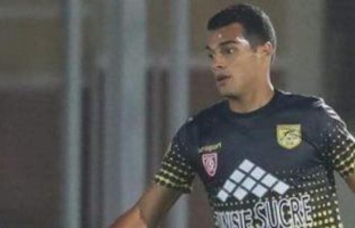 مروان الصحراوى يعود من تونس للانتظام فى تدريبات الإسماعيلى