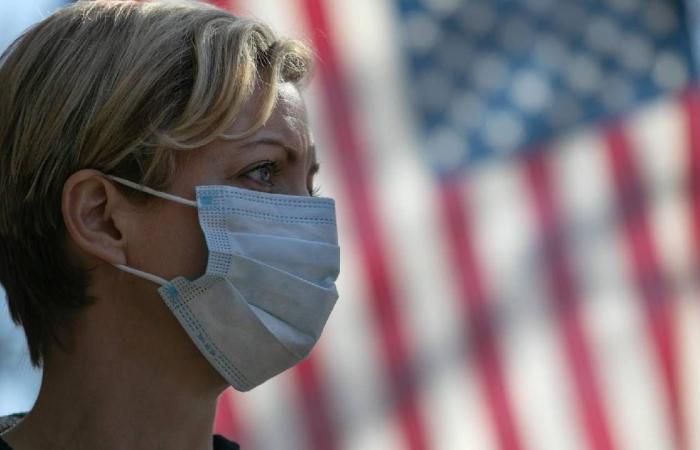 كورونا في أمريكا.. 42.1 مليون إصابة وكاليفورنيا أعلى الولايات المصابة