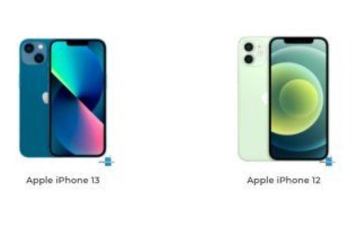 إيه الفرق؟.. اعرف الاختلافات بين iPhone 13 و iPhone 12