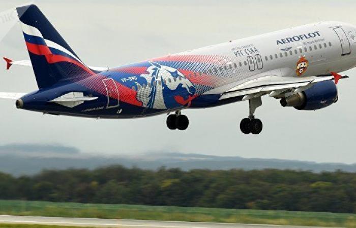 روسيا تستأنف الرحلات الجوية مع عدد من الدول اعتبارا من 5 أكتوبر