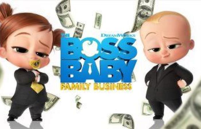 The Boss Baby: Family Business يحقق 110 مليون دولار بعد أكثر من شهرين عرض