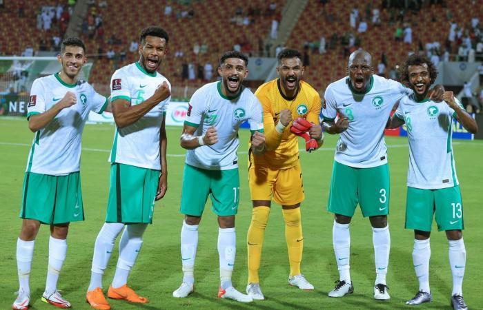 استبعاد 5 لاعبين من قائمة المنتخب السعودي