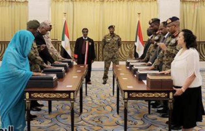 """السودان: رئيس وأعضاء مجلس السيادة ينعون """"شهداء"""" جهاز المخابرات العامة"""