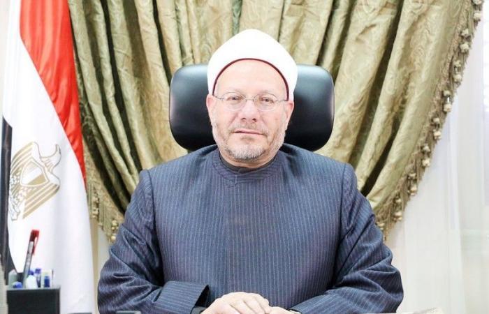 مفتي الديار المصرية: «الإخوان».. نموذج لـ «التأسلم السياسي»